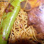 recette Spaghetti piquante a la tunisienne