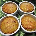 recette un régal de clafoutis au jambon.gruyère,curcuma.