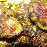 recette ailes de poulet au four a la marocaine