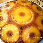 recette gateau à l'ananas facile