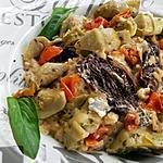recette Risotto aux artichauts à l'italienne