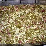 recette Carbonara Haricot vert