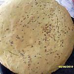 recette pain fait maison