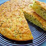 recette Gâteau aux fleurs d'Acacia