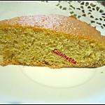 recette Gâteau au citron jaune.