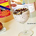 recette Yaourt à l'açaï, linette et kiwi jaune