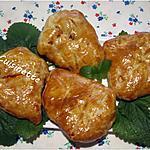 recette Feuilletée à l'escalopes de poulet au paprika.