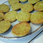 recette bouchées emmental - curry