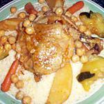 recette Couscous Algerien