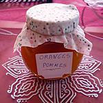 recette Confiture oranges/pommes