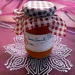 recette Confiture Pommes/citrons/cannelle