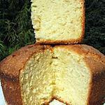 recette Gâteau au  Vouvray