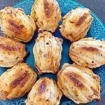 recette madeleines chorizo tomates séchées