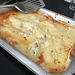 recette Lasagne béchamel sauce tomate au thermomix