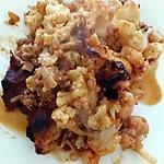 recette gratin de choux fleur bolognaise