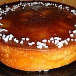 recette GATEAU AU MASCARPONE, POMMES ET CHOCOLAT BLANC