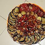 recette Entrée de légumes ensoleillés