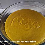 recette Soupe de courgette, salade, carottes au soup and co