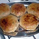 recette MINI PASTILLAS AUX CREVETTES