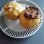 recette Pommes au four au cœur d'amande, de noix ou de noisettes