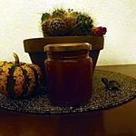 recette Confiture de potimarron et marron glacés