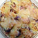 recette gratin pommes de terre cancoilotte saussice fumé