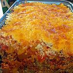 recette Gratin de Quinoa aux légumes