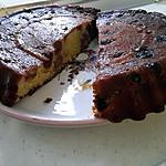 recette Gâteau au yaourt et aux cerises (de mon jardin)