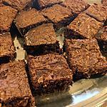 recette Brownie américain
