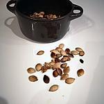 recette Graines de potiron grillées
