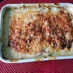 recette comme  des lasagnes  la cuisine de lilimarti