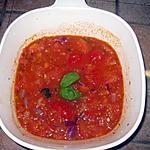 recette Sauce tomates rapide au micro-ondes