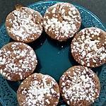 recette fondant amande nutella framboise
