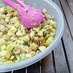 recette Salade de pomme de terre à la Thaï