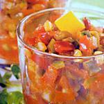 recette Tartare de légumes