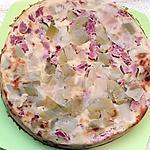 recette clafoutis poireaux jambon