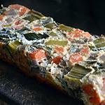 recette Cake aux légumes sans gluten