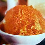 recette Sorbet à la tomate