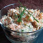 recette le meilleur des tartares de saumon