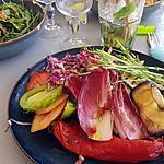 recette Cannelloni burrata aubergine