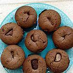 recette fondant caramel coeur praliné