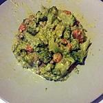 recette Poêlée de légumes coco