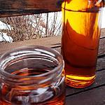 recette Caramel liquide au rhum façile