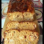 recette Cake au thon et écrevisses