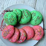 recette Biscuits de Noël qui auraient du être fait à la presse à biscuit !!