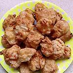 recette petites gougéres au jambon fumé