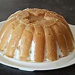 recette charlotte aux poires et chocolat pralinoise