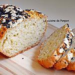 recette Pain à la farine de riz et tapioca, sans beurre, sans gluten et sans levure!