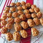 recette Mini muffins au poulet et emmental