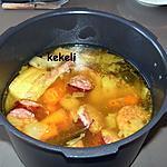 recette Soupe paysanne au cookéo